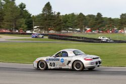 #40 Berg Racing Boxster: Jason Holelouse, John Weisberg