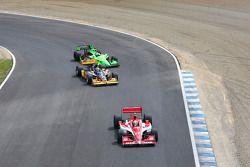 Hideki Mutoh, AFS/Sam Schmidt Motorsports, Ana Beatriz, Dreyer & Reinbold Racing, Danica Patrick, Andretti Autosport