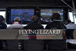 Flying Lizard team member