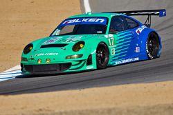 #17 Porsche 911 GT3: Wolf Henzler, Bryan Sellers