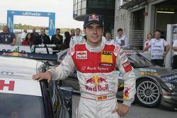 Pole Miguel Molina, Audi Sport Team Abt Junior, Audi A4 DTM