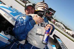 DP 2011 kampioenen Scott Pruett en Memo Rojas