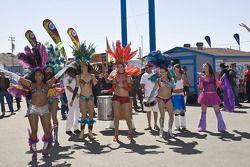 Samba voorstelling