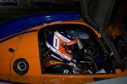 Race winnaar Stefan Mücke