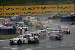 Start: Timo Scheider, Audi Sport Team Abt Audi A4 DTM