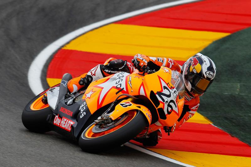 Aragon-Grand-Prix 2011: Dani Pedrosa (Honda)