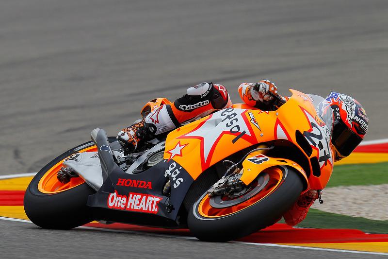 2011: Casey Stoner (Honda RC212V)