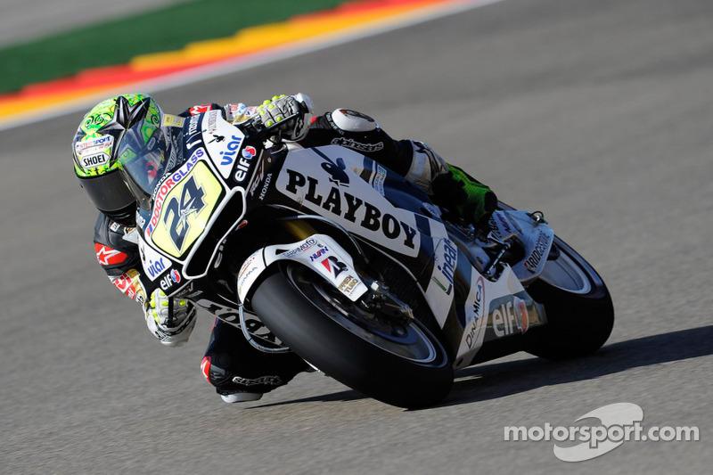 Toni Elias - LCR-Honda (2011)
