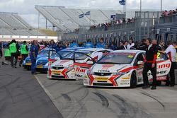 Honda Racing and Silverline Chevrolet