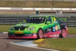 Tony Gilham, Geoff Steel Racing