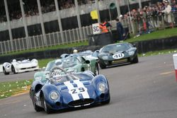 Whitsun Trophy: Keith Ahlers, Cooper-Ford T61 'Monaco'