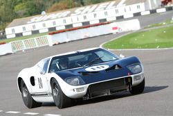 Whitsun Trophy: Richard Meins, Ford Gt40 Prototype