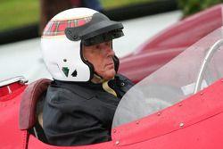 Tributo a Fangio: Jackie Stewart na Maserati 250f