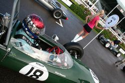 Glover Trophy: Paul Drayson, Lotus-Brm 24