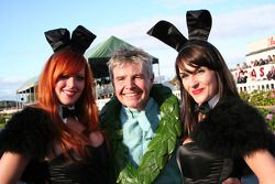 Glover Trophy Podium: Paul Drayson And Bunnies