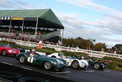 Sussex Trophy: Bobby Verdon-Roe, Aston Martin DBR1