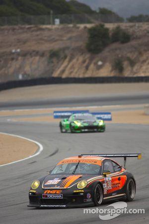 NGT Motorsports Porsche 911 GT3 Cup : Martin Ragginger, Carlos Kauffman, Henrique Cisneros