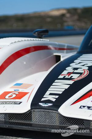 #6 Muscle Milk Aston Martin Racing AMR/Lola Coupe B08 62