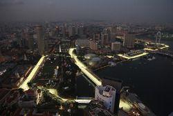 Singapore, El circuito