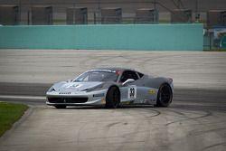 Spin #33 Algar Ferrari F430 Challenge: Peter Carlino
