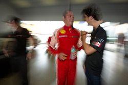 Race winnaar #777 Ferrari of Québec Ferrari 458 Challenge: Emmanuel Anassis