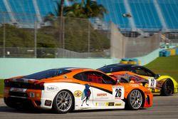 Ferrari F430 Challenge : Juan Hinestrosa