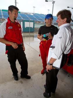 #007 Ferrari of Ontario Ferrari 458 Challenge: Robert Herjavec avec Didier Theys