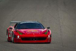 Ereronde: Ferrari 458 Italia Grand Am