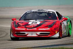Ferrari de Beverly Hills, Ferrari 458 Challenge : Andy Gordon