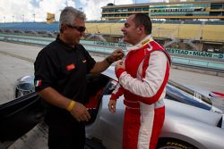 Pole #777 Ferrari of Québec Ferrari 458 Challenge: Emmanuel Anassis