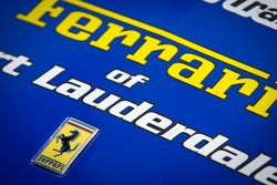 #22 Ferrari of Ft. Lauderdale Ferrari 458 Challenge detail