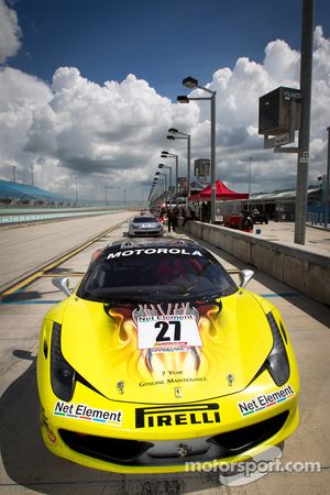 #27 Ferrari of Houston Ferrari 458 Challenge