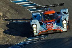 #007 AMR/ Lola Coupe B09 60: Adrian Fernandez, Harold Primat, Stefan Mücke
