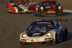 #48 Porsche 911 GT3 RSR: Bryce Miller, Sascha Maassen
