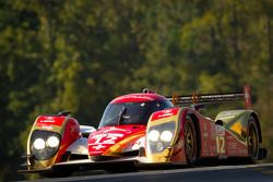 #12 Rebellion Racing Lola B10/60 Coupe Toyota: Николя Прост, Нил Джани, Андреа Беликки