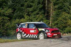 Даниэль Сордо и Карлос дель Баррио, Mini John Cooper Works, MINI WRC TEAM