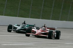Scott Dixon, Chip Ganassi Racing, Dario Franchitti, Chip Ganassi Racing
