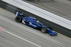 Oriol Servia, Newman-Haas Racing