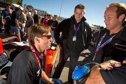 David Ducote met Jon Field en Clint Field