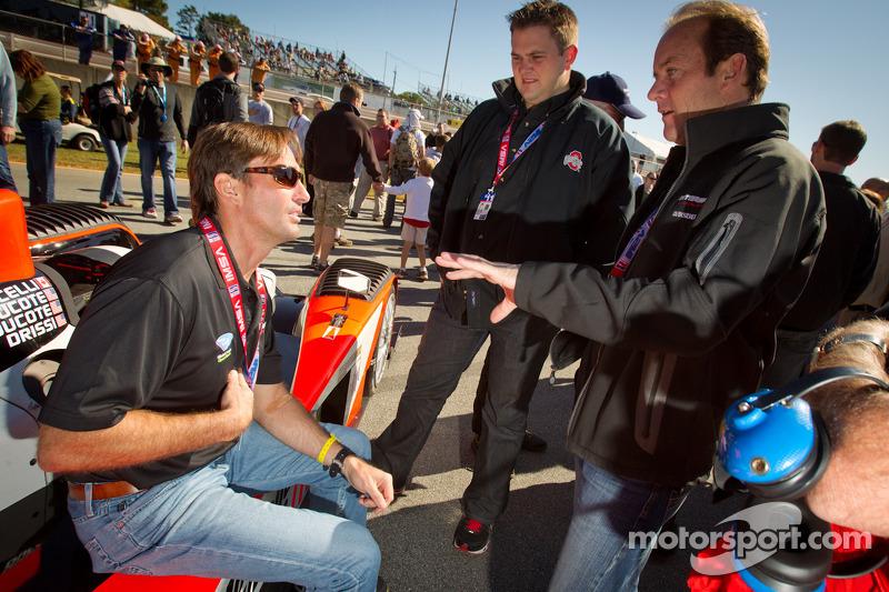 David Ducote talks with Jon Field and Clint Field
