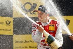 Podium: Mattias Ekström (Audi Sport Team Abt Sportsline / Red Bull Audi A4 DTM (2009))