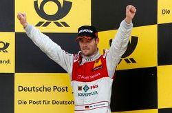 Podium: 3de en kampioen Martin Tomczyk