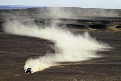 Woestijn actie