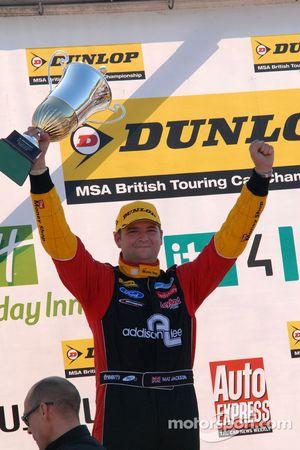 2de Mat Jackson, Airwaves Racing