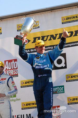 Winnaar Jason Plato, Silverline Chevrolet