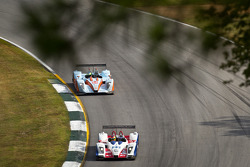 #22 United Autosports Oak Pescarolo Judd: Zak Brown, Stefan Johansson, Mark Patterson, #24 Oak Racin