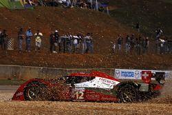 #12 Rebellion Racing Lola B10/60 Coupe Toyota: Nicolas Prost, Neel Jani, Andrea Belicchi