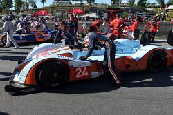 Oak Racing Oak Pescarolo Judd : Jean-François Yvon, Olivier Pla, Alexandre Premat