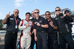 Ricardo Vera viert titel met team