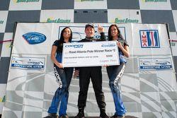 Sean Rayhall: Race #2 Pole